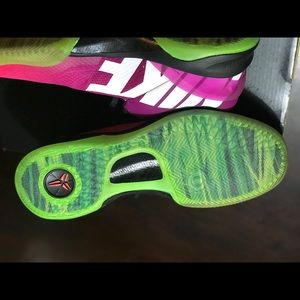 f024d3813c1 Nike Shoes - RARE Kobe 8 Mambacurial Basketball Shoes Size 10